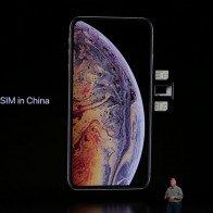 Apple giới thiệu iPhone Xs, Xs Max và Xr giá 'rẻ' đều hỗ trợ hai sim