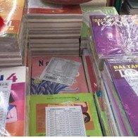 Sách giáo khoa dùng một lần: Chỉ khổ cha mẹ học sinh