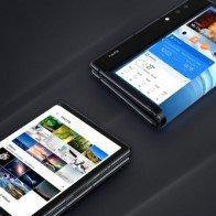 Smartphone màn hình gập đầu tiên thế giới có giá 1.300 USD