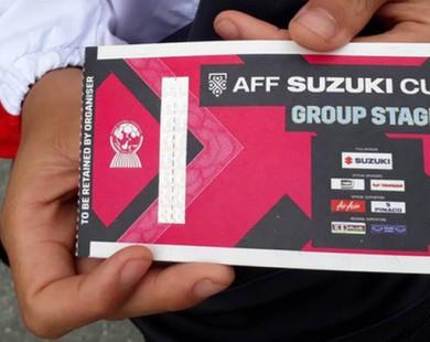 Nóng: VFF khẳng định chưa hết vé online, hệ thống vẫn tiếp tục mở bán