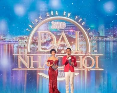 """Khởi My, Tố Ny, Lưu Hiền Trinh hòa mình cùng người hâm mộ Đà Nẵng trong """"Vũ khúc mùa đông"""""""
