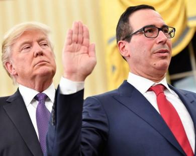 Sau Chủ tịch Fed, Bộ trưởng Tài chính Steven Mnuchin sẽ là quan chức tiếp theo ông Trump đòi sa thải?
