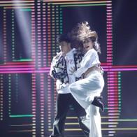 """Trọng Hiếu mang hit mới nhất """"bùng nổ"""" trên sân khấu Lễ trao giải truyền hình châu Á"""