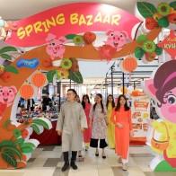 SPRING BAZAAR Hội chợ xuân - Tưng bừng ưu đãi tại SC VivoCity