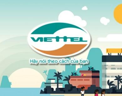Thương hiệu Viettel trị giá gần 4,3 tỷ USD, thuộc top 500 trên thế giới