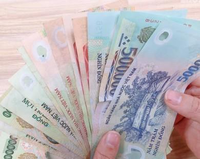 Thưởng tết phải nộp thuế thu nhập bao nhiêu?
