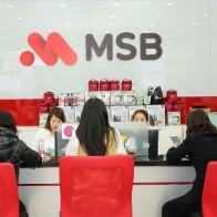 Tăng trưởng toàn diện, MSB đạt lợi nhuận trên 1.000 tỷ đồng năm 2018