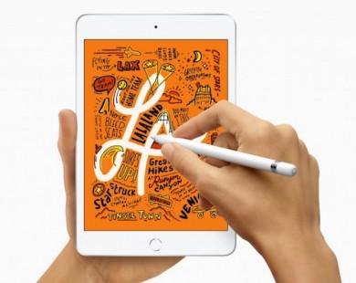 Apple bất ngờ ra mắt hai mẫu iPad mới