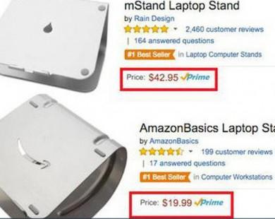 """Ác mộng bán hàng trên Amazon: Thành công chưa bao lâu thì bị Amazon """"sao chép"""", bán giá rẻ hơn và vị trí trưng bày xịn hơn"""