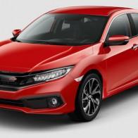 Honda Civic phiên bản mới giảm gần 50 triệu đồng, cạnh tranh cùng Mazda3, Kia Cerato