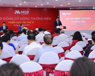 MSB bước chuyển mình lớn trong giai đoạn phát triển mới 2019 - 2023