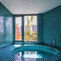 Bể bơi, vườn BBQ trong ngôi nhà 140 m2 ở Sài Gòn