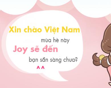 Chị Joy là ai mà khiến cho triệu bạn trẻ Châu Á say mê?