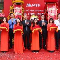 MSB khai trương chi nhánh theo mô hình mới