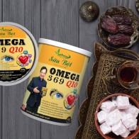 Cải thiện lão hoá, hỗ trợ ngăn ngừa loãng xương với sản phẩm OMEGA 3 6 9 Q10