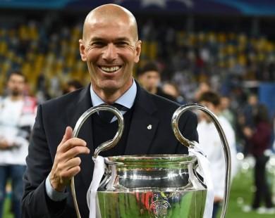 Zidane và cuộc cách mạng về chiến thuật