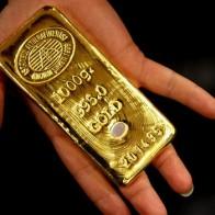 Giá vàng giảm sâu nhất trong 3 tuần