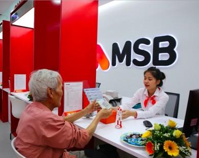 Tổng lợi nhuận trước thuế tăng 192% , MSB đang vươn tầm mạnh mẽ !