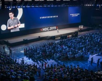 Huawei ra mắt hệ điều hành mới, có thể chuyển đổi ngay lập tức từ Android