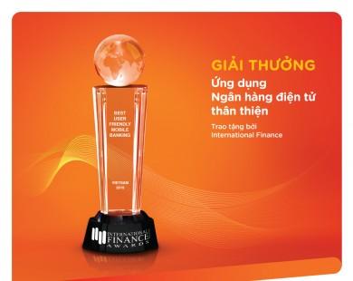"MSB nhận giải thưởng ""Best User Friendly Mobile Banking"""