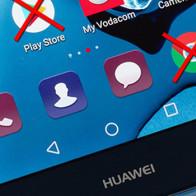Huawei tìm ứng dụng thay Gmail