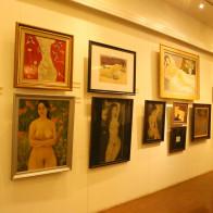 Cảm hứng bất tận từ triển lãm tranh khoả thân diễn ra từ ngày 26-29/09/2019 tại 42 Yết Kiêu Hà Nội .