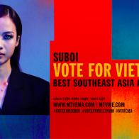 """SUBOI - """"Nữ hoàng nhạc Hip-Hop"""" đại diện Việt Nam tranh tài tại giải thưởng âm nhạc Châu Âu MTV EMA 2019"""