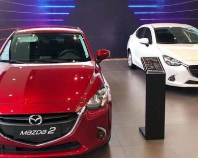 THACO chơi lớn phân khúc B: Mazda2 giảm giá kỷ lục trong cuộc đua cùng Kia Soluto