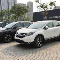 Bán chạy nhất phân khúc, Honda CR-V 2019 giảm giá cao nhất 50 triệu đồng trong mùa mua sắm cuối năm