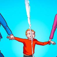 Cha mẹ bất hòa