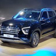 Hình ảnh mới nhất về chiếc Hyundai Creta có giá 300 triệu đồng