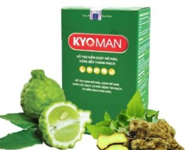 Thực hư về công dụng hạ mỡ máu của Kyoman