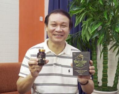 GS.TS Trương Việt Bình và bài thuốc giải quyết vấn đề sinh lý ở nam giới
