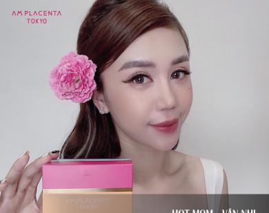 """Hot girl Việt """"săn lùng"""" viên uống AM Placenta Tokyo"""