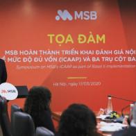 Ông Nguyễn Hoàng Linh chính thức đảm nhiệm vị trí Tổng Giám đốc của MSB