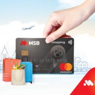 MSB ra mắt thẻ tín dụng siêu miễn phí