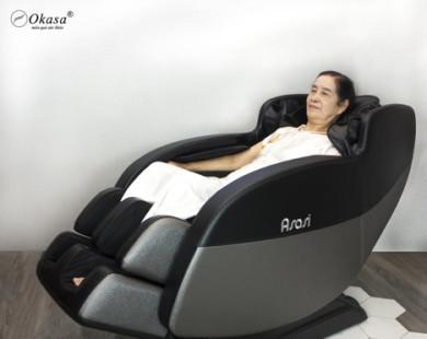 Ghế mát xa 2D - 3D - 4D nên chọn loại nào?