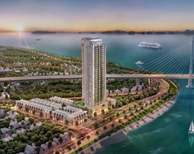 Handico6 chính thức đặt chân tới Hạ Long với dự án căn hộ mặt biển cao cấp  Green Diamond