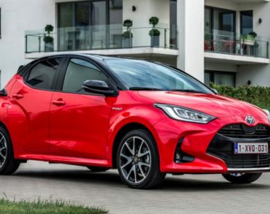 Toyota Yaris thế hệ mới tăng giá hơn 50%