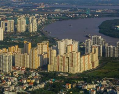 Nhà đầu tư địa ốc hụt hơi vì mất khả năng thanh toán