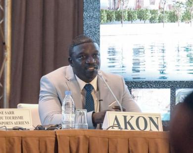 Akon dựng Wakanda phiên bản đời thực