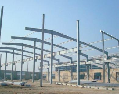 Kết cấu nhà khung thép tiền chế thích hợp với công trình nào?