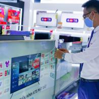 TV, điều hoà Asanzo 'hồi sinh' tại các siêu thị điện máy