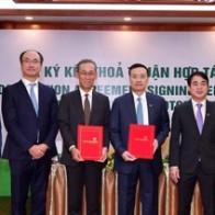 Vietcombank sẽ tài trợ vốn cho hệ thống đại lý của Toyota Việt Nam