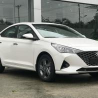 """Lộ diện Hyundai Accent 2021 vừa về đại lý, """"ngáng đường"""" Toyota Vios"""