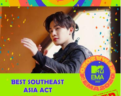 Jack - Nghệ sĩ Việt đầu tiên giành cúp danh giá của giải thưởng Truyền hình châu Á ATA 25th