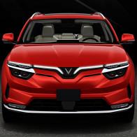 VinFast ra mắt ba dòng ôtô điện thông minh