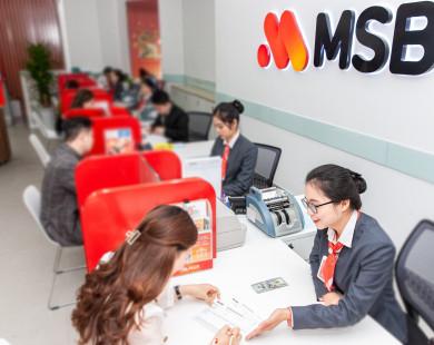 29/01/2021 là ngày đăng ký cuối cùng hưởng quyền mua cổ phiếu quỹ của Ngân hàng MSB