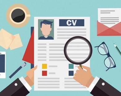 4 lưu ý giúp bạn sàng lọc CV ứng tuyển chính xác