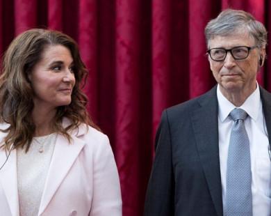 Hôn nhân kéo dài gần ba thập kỷ Bill - Melinda Gates